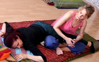 Thai Healing Massage